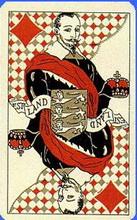 Латвийские игральные карты 1918