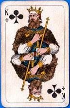 Латвийские игральные карты 1921