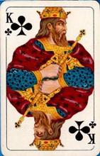 Латвийские игральные карты 1923