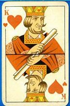 Латвийские игральные карты 1941 (Германия)