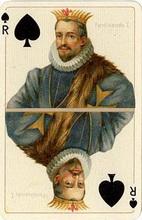 Medicaer Spielkarte.  Великие герцоги Тосканы Великие герцоги Тосканы