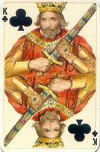 Shakespeare spielkarte