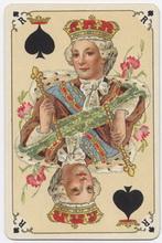 Jeu Louis XV. c.1890