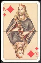 Altenburger Spielkarten Fabrik Schneider&Co. (Germany). Islensk l Hombre spil No.1, 1922