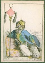 William Tegg (England). Card Joke, 1851-52