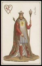 Hangard Mauge (Paris, France). Cartes Historiques, 1865