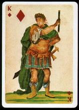 German deck of XVIII