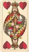 Wuest (Germany). Saechsisches Doppelbild, 1880