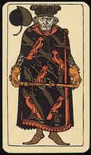 Vereinigte Stralsunder Spielkarten Fabrik AG (Germany). Muencher Jugend, 1898