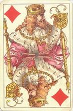 Wezel & Naumann (Leipzig, Germany). Franzosische Spielkarte, 1885