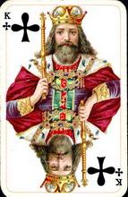 Spielkartenfabrik Eduard Buettner (Berlin, Germany). Salon-Karte, c.1900-1907