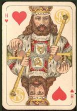 Speelkaarten Fabriek Nederland. Club, 1915