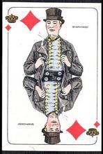 Speelkaarten Fabriek Nederland. Hollandia B. 1920