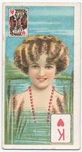 Wills Cigarettes. Scissors, 1911