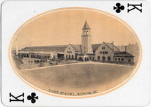 USPCC (USA). Maine, c.1900
