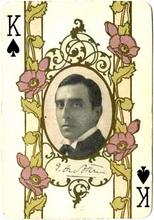 USPCC (USA). Stage No.65X,  1908