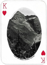 Valentine & Sons United Publishing Company (Montreal, Canada). The Canadian Rockies, c.1915