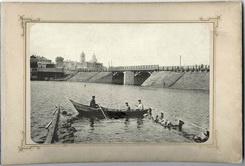 Большой мост на реке Сызранке